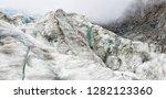 franz josef glacier crampons... | Shutterstock . vector #1282123360