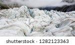 franz josef glacier crampons... | Shutterstock . vector #1282123363