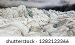 franz josef glacier crampons... | Shutterstock . vector #1282123366