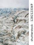 franz josef glacier crampons... | Shutterstock . vector #1282123369