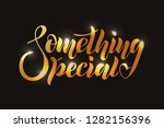 vector illustration of text... | Shutterstock .eps vector #1282156396
