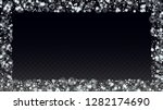 new year vector background with ... | Shutterstock .eps vector #1282174690