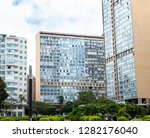 a beautiful square called by...   Shutterstock . vector #1282176040