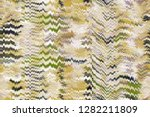 art   tie die denim digital... | Shutterstock . vector #1282211809