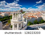 madrid  spain | Shutterstock . vector #128223203