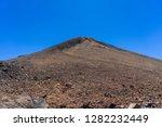 peak of teide mount  height of... | Shutterstock . vector #1282232449