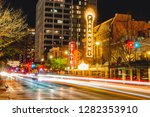 austin  tx  jan 09  2019  time... | Shutterstock . vector #1282353910