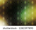 dark green  yellow vector... | Shutterstock .eps vector #1282397890