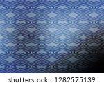light blue vector texture with... | Shutterstock .eps vector #1282575139