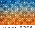 light blue  yellow vector... | Shutterstock .eps vector #1282582339