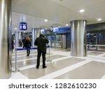 thessaloniki  greece   january... | Shutterstock . vector #1282610230