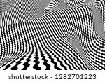 optical illusion lines... | Shutterstock .eps vector #1282701223