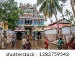 27 jul 18   unidentify indian... | Shutterstock . vector #1282759543