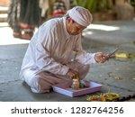 bali  indonesia   february 5 ...   Shutterstock . vector #1282764256