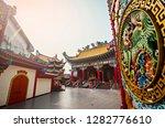 singkawang  west kalimantan ... | Shutterstock . vector #1282776610