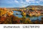 Laufenburg Old Town On Rhine...