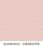 pink and black polka dot... | Shutterstock .eps vector #1282832296