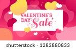 template design banner for... | Shutterstock .eps vector #1282880833