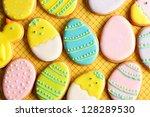 Easter Homemade Gingerbread...