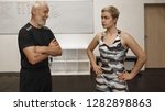 mature male with white beard...   Shutterstock . vector #1282898863