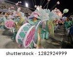 rio  brazil   february 11  2018 ... | Shutterstock . vector #1282924999