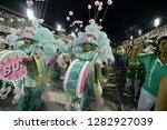 rio  brazil   february 11  2018 ... | Shutterstock . vector #1282927039