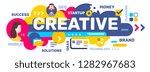vector illustration of business ... | Shutterstock .eps vector #1282967683