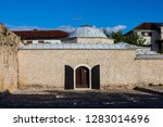 turkish baths hammam in mostar. ...   Shutterstock . vector #1283014696