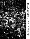 rough grunge pattern design.... | Shutterstock .eps vector #1283029900