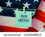 martin luther king day... | Shutterstock . vector #1283068810