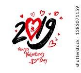 Happy Valentine's Day 2019...