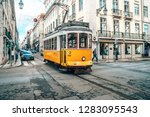 may10  2018. lisbon  portugal.... | Shutterstock . vector #1283095543