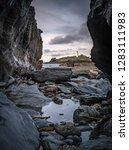 Godrevy Lighthouse  Cornwall ...