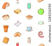 various images set. background... | Shutterstock .eps vector #1283226550
