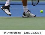 new york   august 27  2018  ...   Shutterstock . vector #1283232316