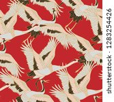 Japanese Japanese Stork Or...