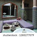 marrakech morocco   december 28 ... | Shutterstock . vector #1283277079