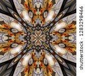 3d render of plastic background ...   Shutterstock . vector #1283298466