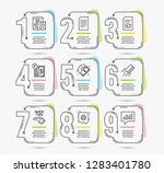 infographic template with...