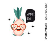 summer time. print with...