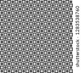 monochrome geometric shapes and ...   Shutterstock .eps vector #1283538760