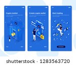 modern user interface ux  ui... | Shutterstock .eps vector #1283563720