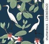 seamless pattern  background... | Shutterstock .eps vector #1283603620