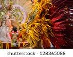 rio de janeiro  rj  brazil  ... | Shutterstock . vector #128365088