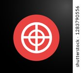 target  web icon or user...