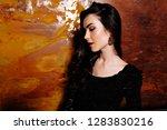 elegant stylish adorable... | Shutterstock . vector #1283830216