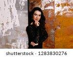 holiday concept. stunning ... | Shutterstock . vector #1283830276