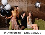 party time. brightfull... | Shutterstock . vector #1283830279