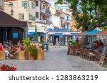 le lavandou  france   june 15 ... | Shutterstock . vector #1283863219