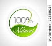 eco friendly website icon | Shutterstock .eps vector #128388284